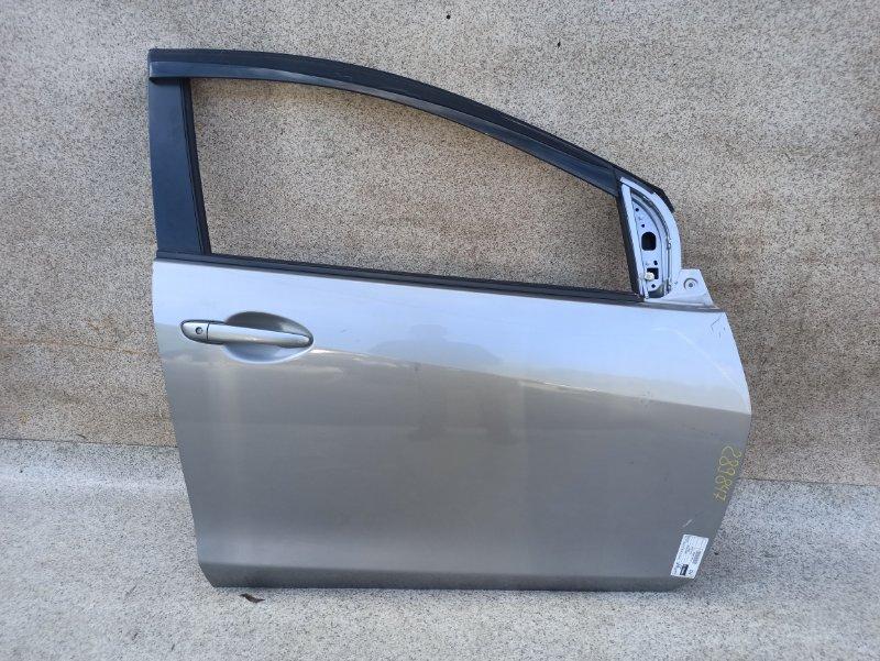 Дверь Mazda Demio DE3FS 2012 передняя правая