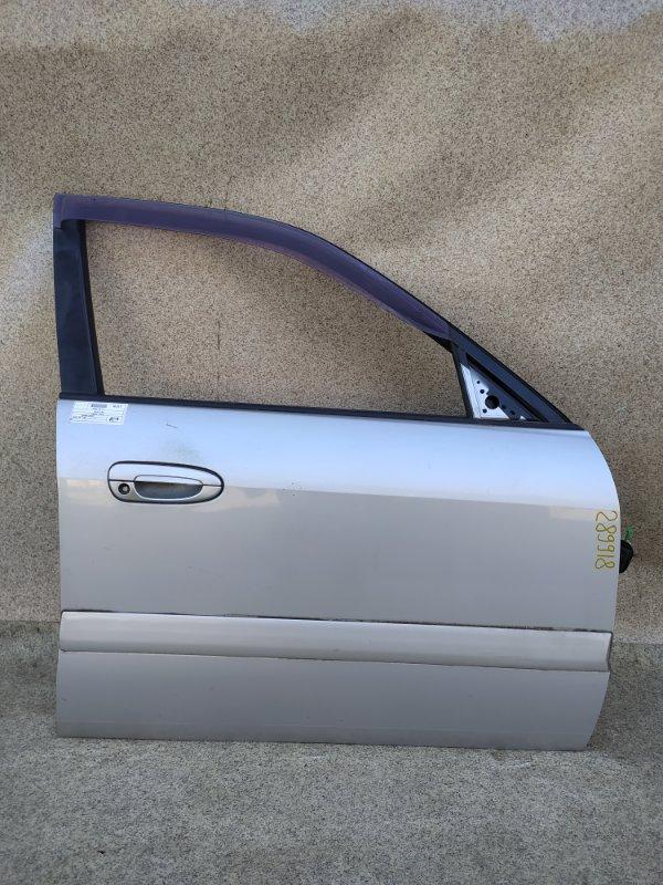 Дверь Mazda Capella GW8W 2002 передняя правая