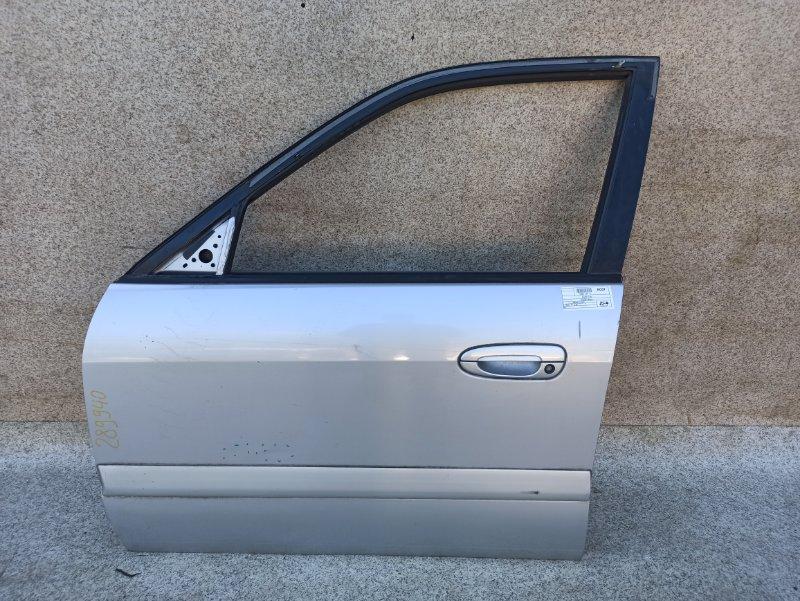 Дверь Mazda Capella GW8W 2002 передняя левая