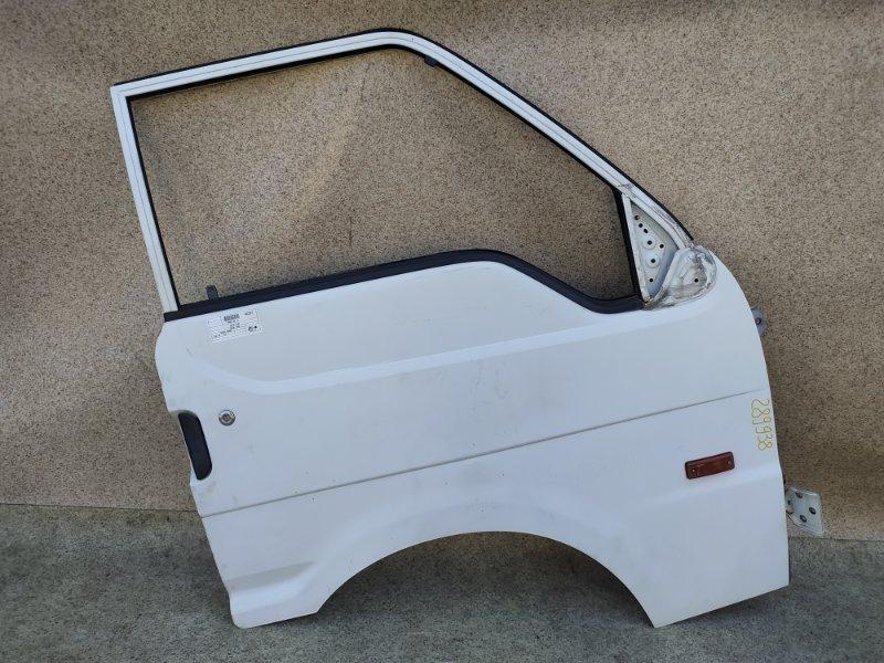 Дверь Mazda Bongo SKP2T 2011 передняя правая