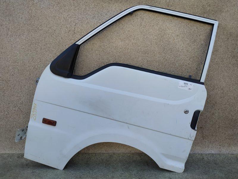 Дверь Mazda Bongo SKP2T 2011 передняя левая