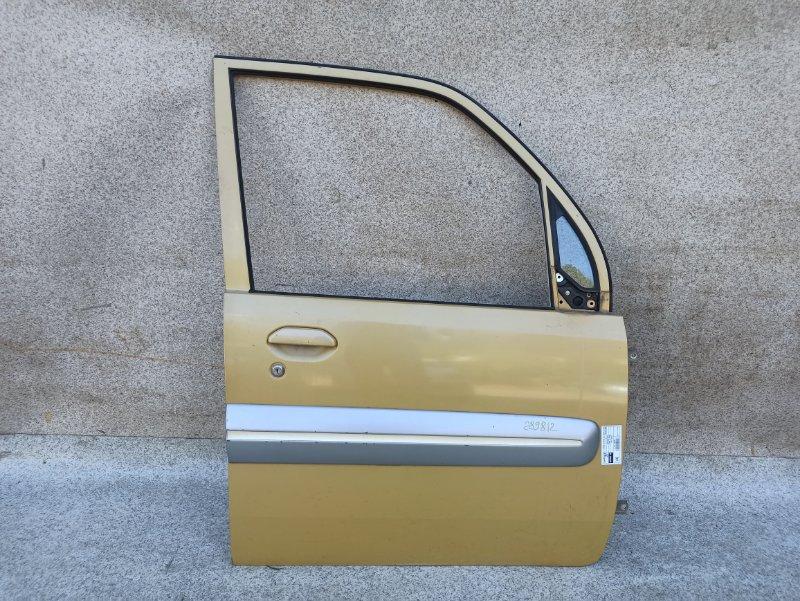 Дверь Mitsubishi Toppo Bj H43A 1998 передняя правая