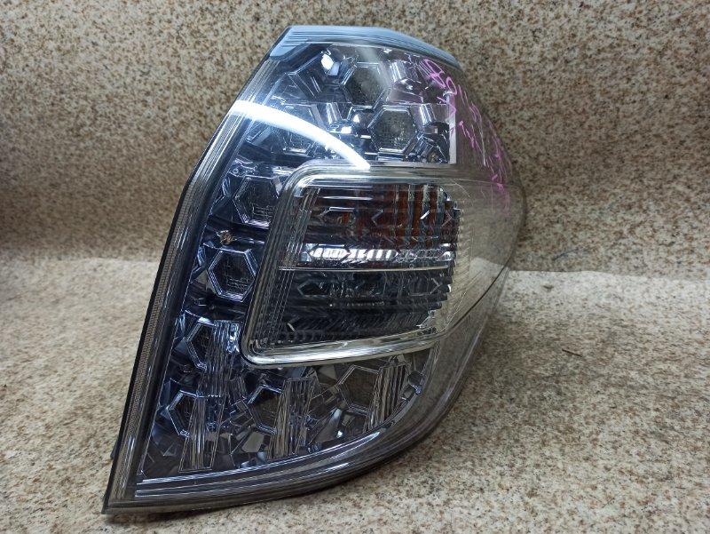 Стоп-сигнал Honda Fit Shuttle GP2 LDA 2013 задний правый