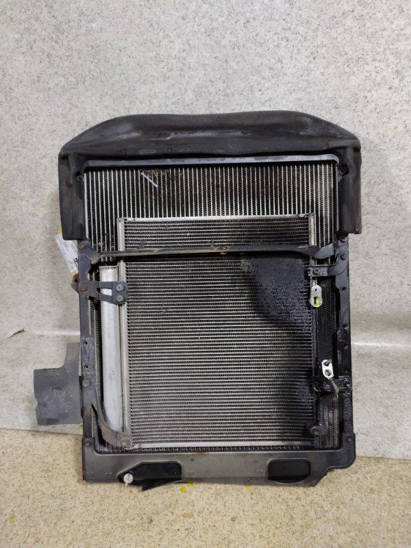 Радиатор основной Hino Dutro XZU308 N04CTJ