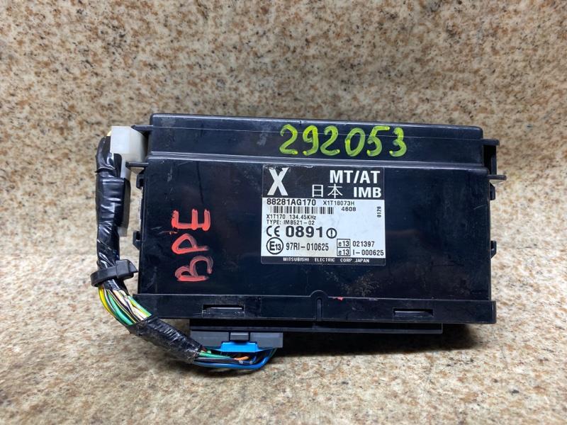 Электронный блок Subaru Legacy BPE
