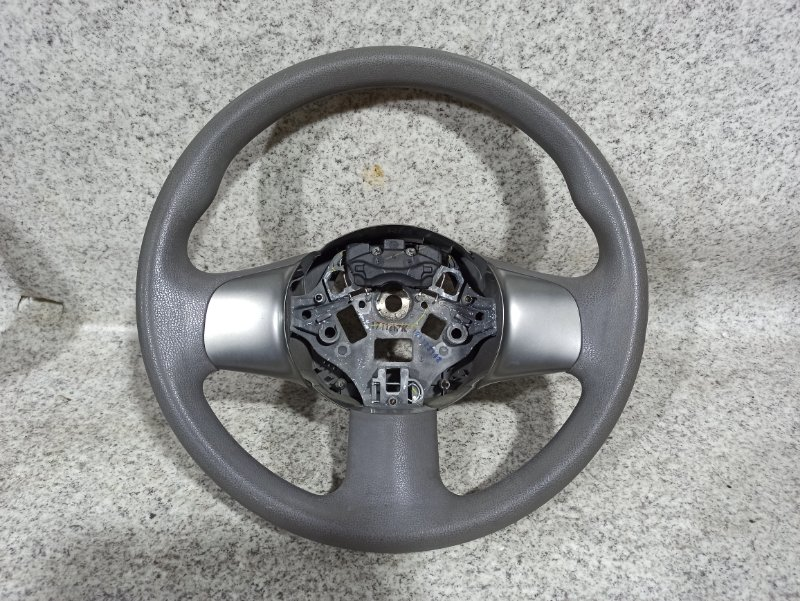 Руль Nissan March K13