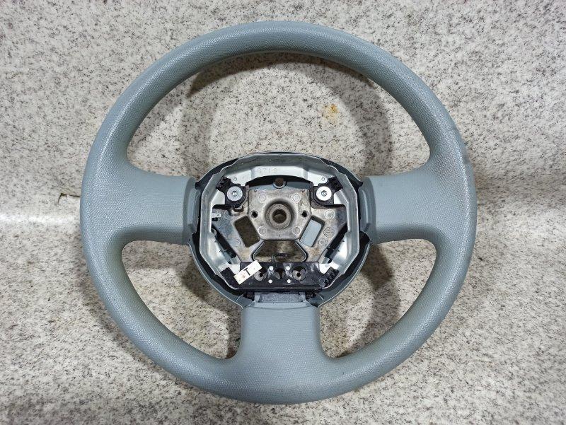 Руль Nissan March AK12