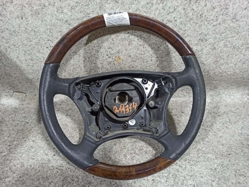 Руль Mercedes-Benz S-Class W220