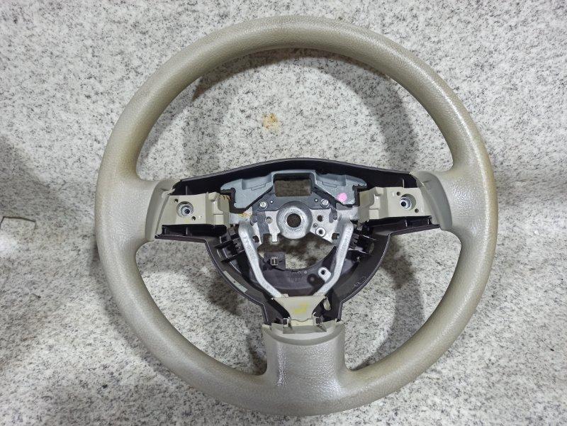 Руль Toyota Passo KGC30