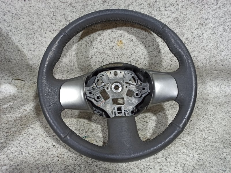 Руль Nissan Cube Z12