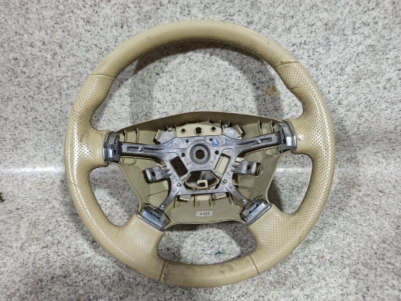 Руль Nissan Fuga Y50