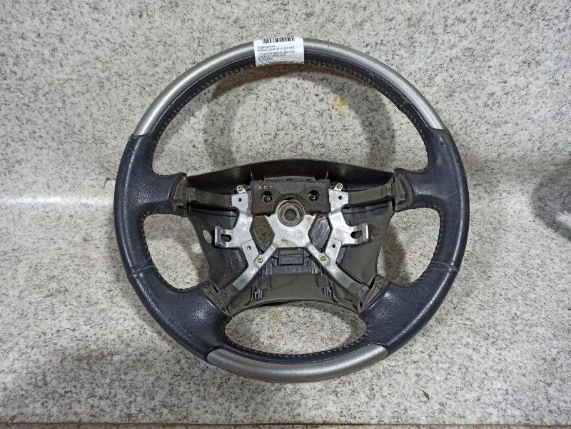 Руль Nissan Elgrand NE51