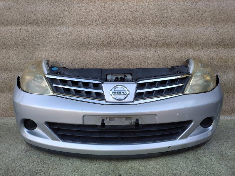Nose cut Nissan Tiida C11 HR15DE 2009