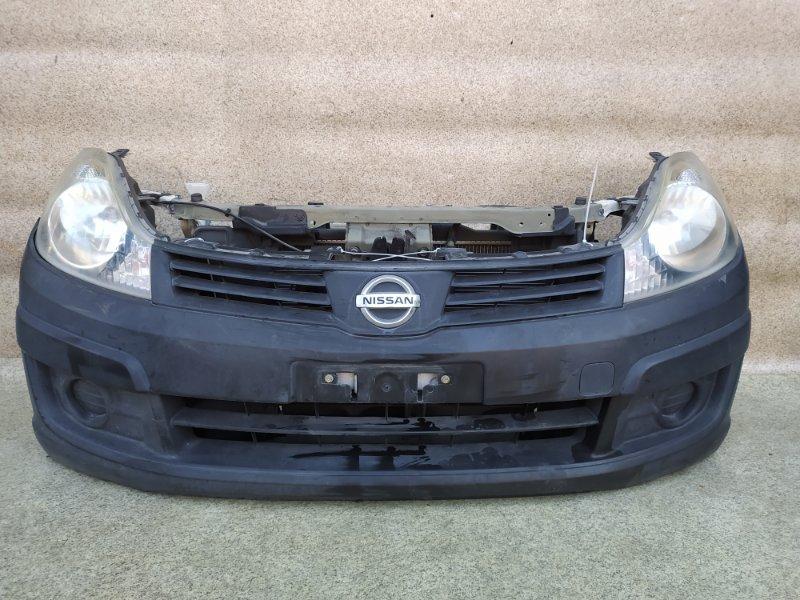 Nose cut Nissan Ad VY12 HR15DE 2011