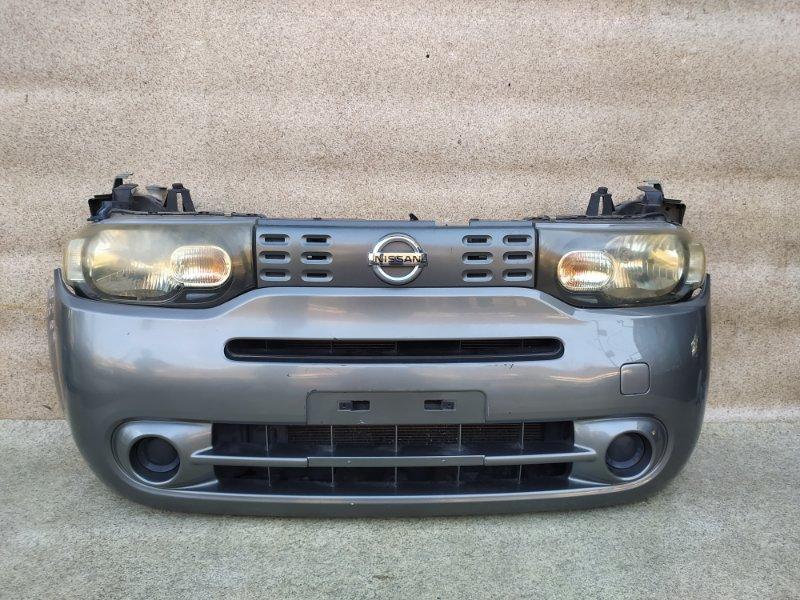 Nose cut Nissan Cube Z12 HR15DE 2010