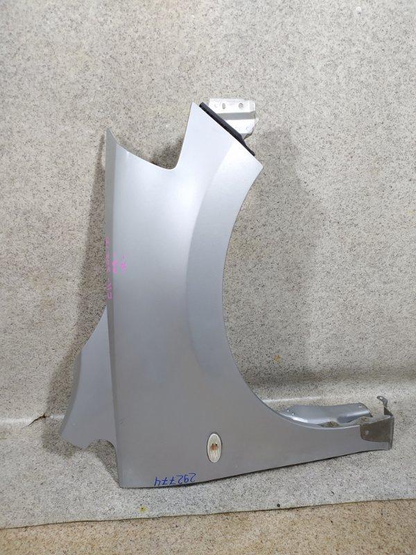 Крыло Nissan Tiida C11 2009 переднее правое