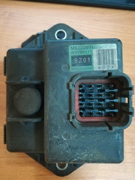 Блок управления Mitsubishi Canter FE82 4M50 2006