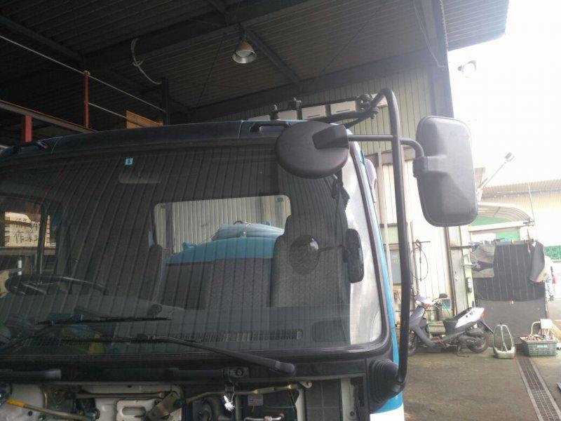 Накладка кабины Isuzu Forward FRR35 6HL1 2003