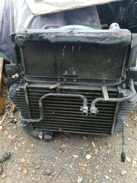 Радиатор основной Mitsubishi Canter FE82 4M50