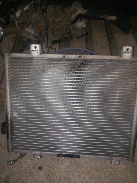 Радиатор кондиционера Isuzu Elf NKR81 4HL1 2006