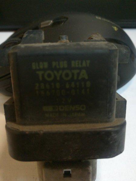 Реле свечей Toyota Dyna LY201 3L