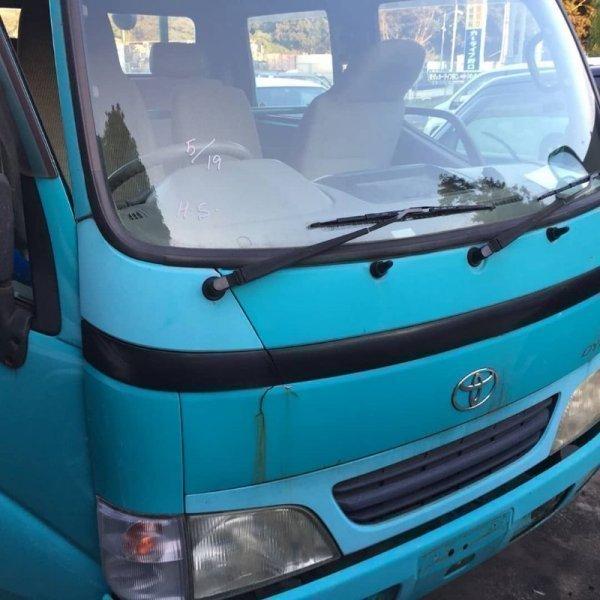 Кожух рулевой колонки Toyota Duna LY230 5L