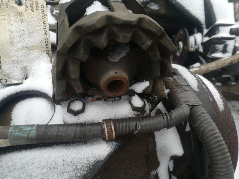 Подушка кпп Toyota Duna LY230 5L
