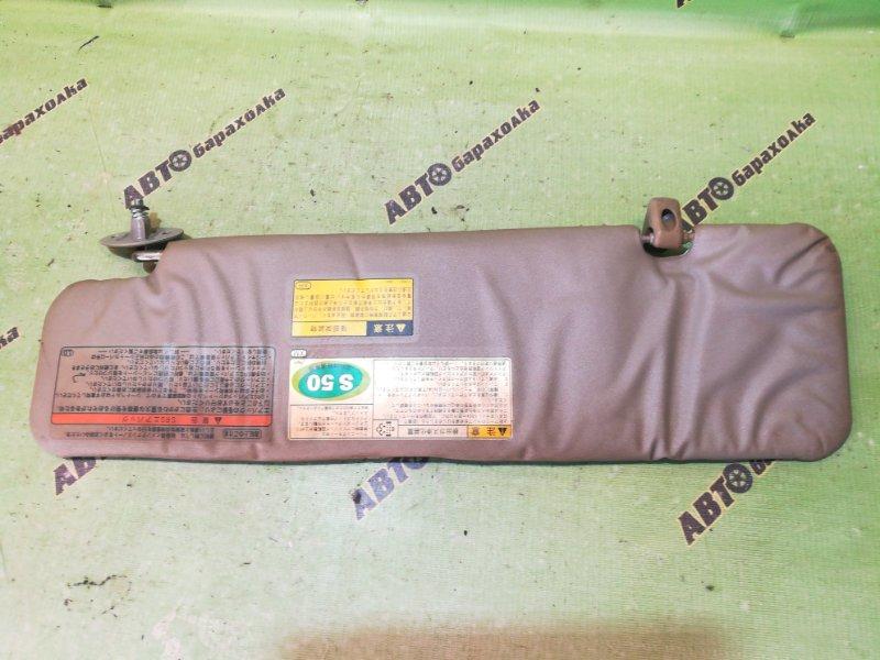 Козырек солнцезащитный Hino Dutro XZU311 S05D передний правый