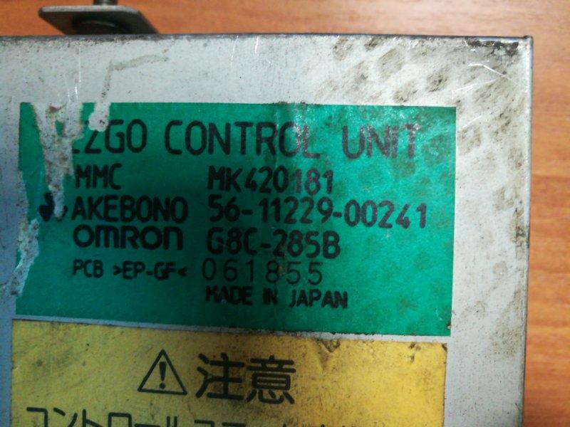 Блок управления Mitsubishi Canter FE82 4M50