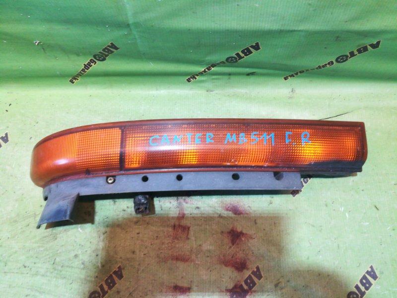 Повторитель поворота Mitsubishi Canter FB511 4M40 правый