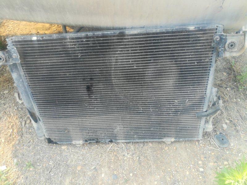 Радиатор кондиционера Mitsubishi Pajero V78W 4M41 2002