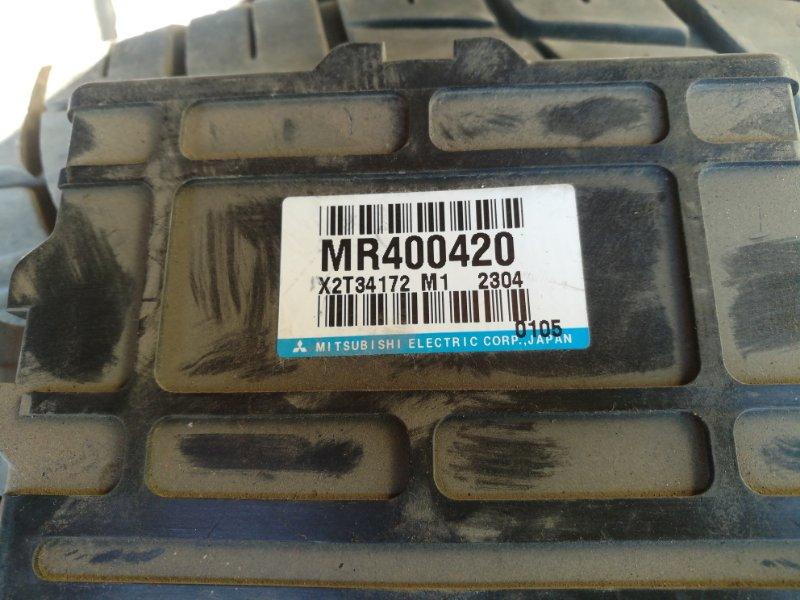 Блок abs Mitsubishi Pajero V78W 4M41 2002