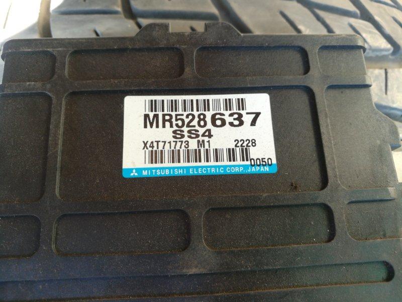 Блок управления акпп Mitsubishi Pajero V78W 4M41 2002