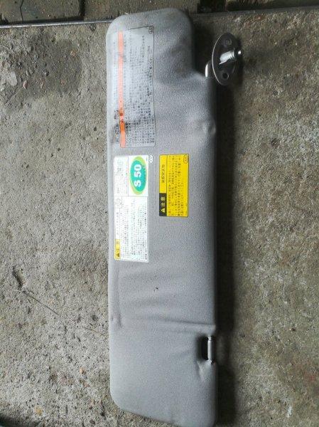 Козырек солнцезащитный Hino Dutro XZU308 N04C правый