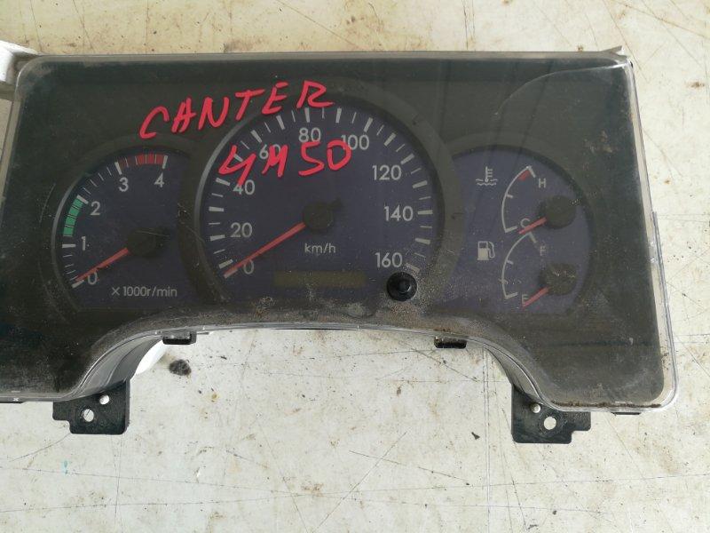 Панель приборов Mitsubishi Canter FE83 4M50