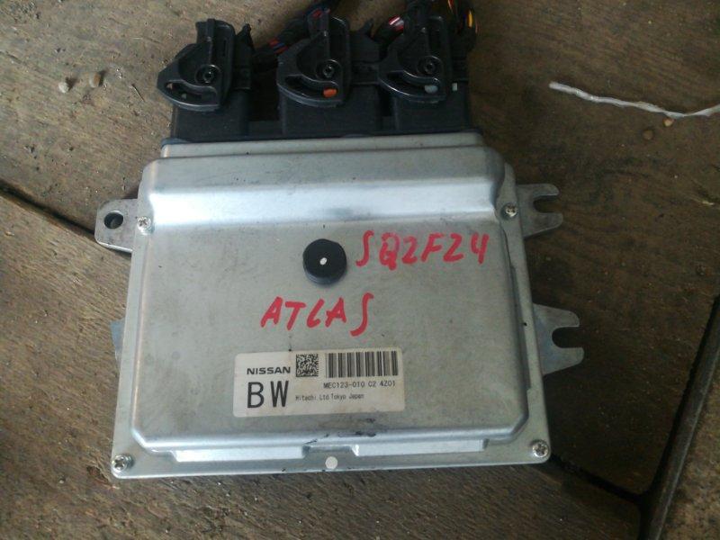 Блок управления Nissan Atlas SQ2F24 QR20