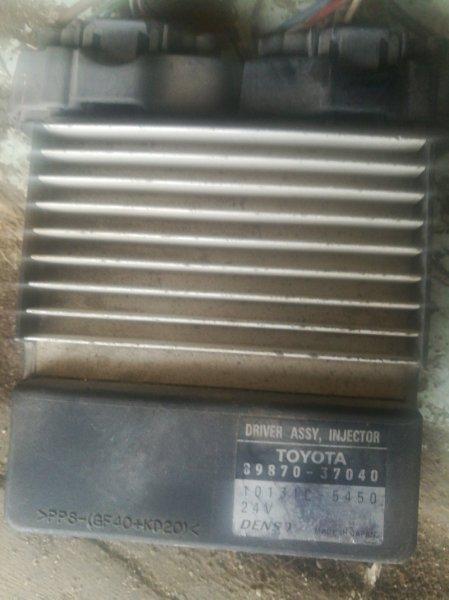 Блок управления форсунками Hino Dutro XZU308 N04C