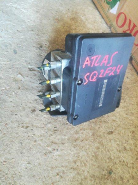 Блок abs Nissan Atlas SQ2F24 QR20