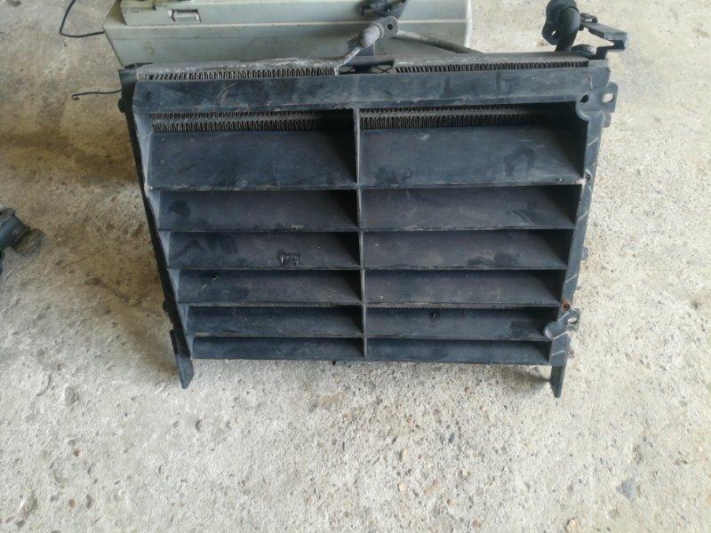 Радиатор кондиционера Mitsubishi Canter FE516 4D36