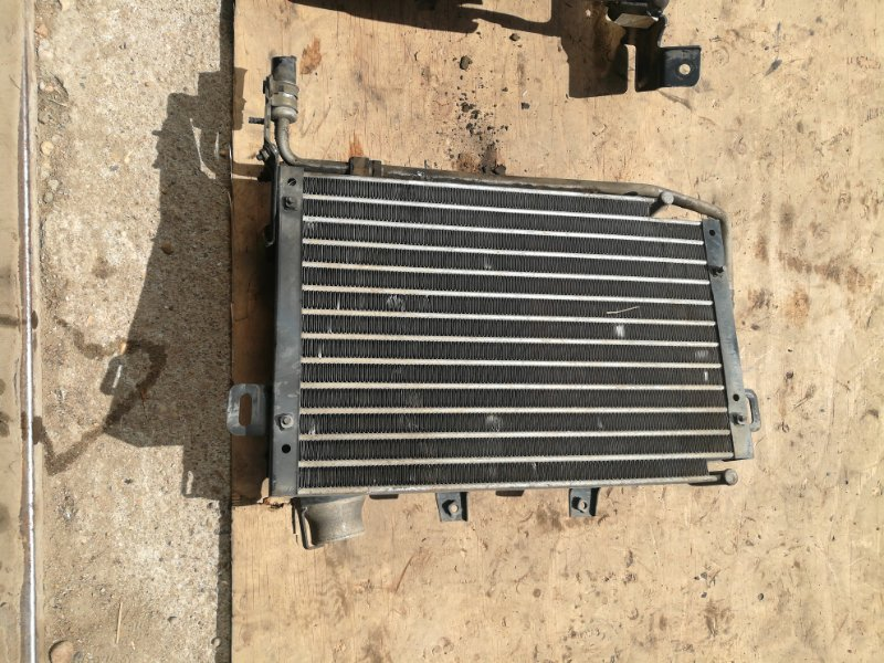 Радиатор кондиционера Mazda Titan WG5AT XA