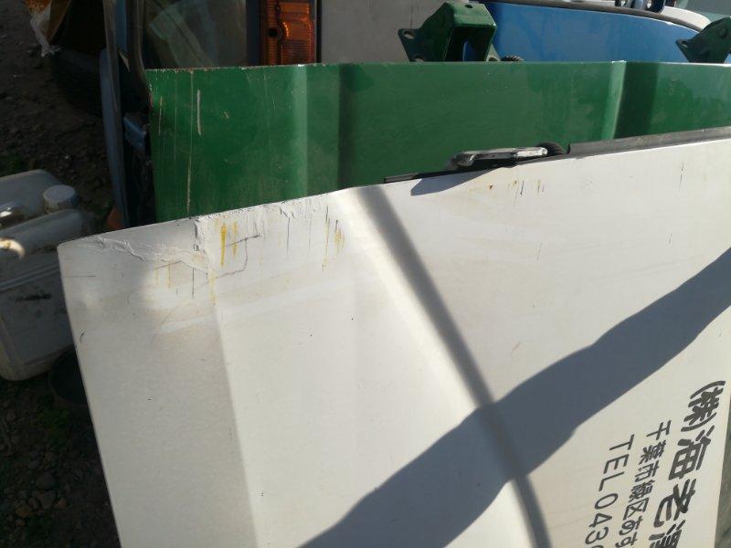 Дверь Hino Dutro XZU308 N04C передняя левая