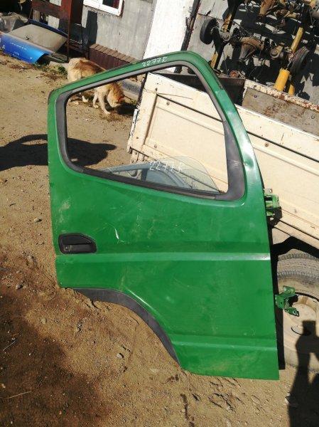 Дверь Mitsubishi Canter FE82 4M50 передняя правая