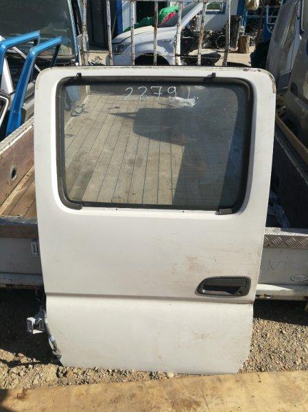 Дверь Hino Dutro XZU308 N04C задняя левая