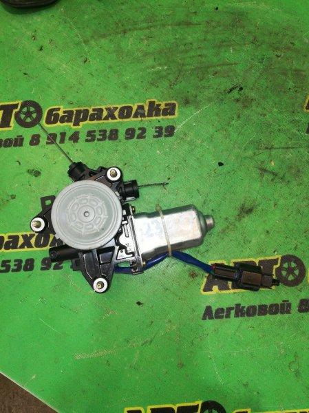Мотор стеклоподъемника Mitsubishi Canter FE83 4M50 передний левый