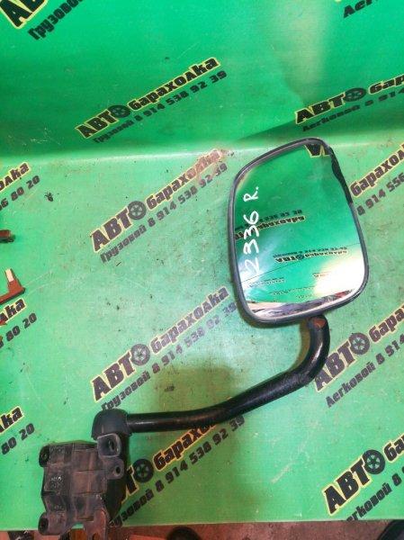 Зеркало Mitsubishi Canter FE83 4M50 правое