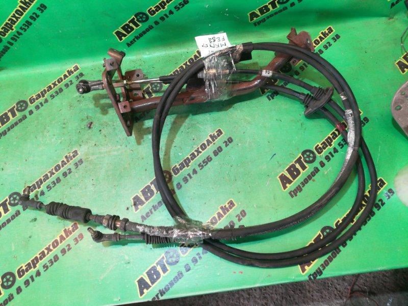 Трос переключения кпп Mitsubishi Canter FE82 4M50