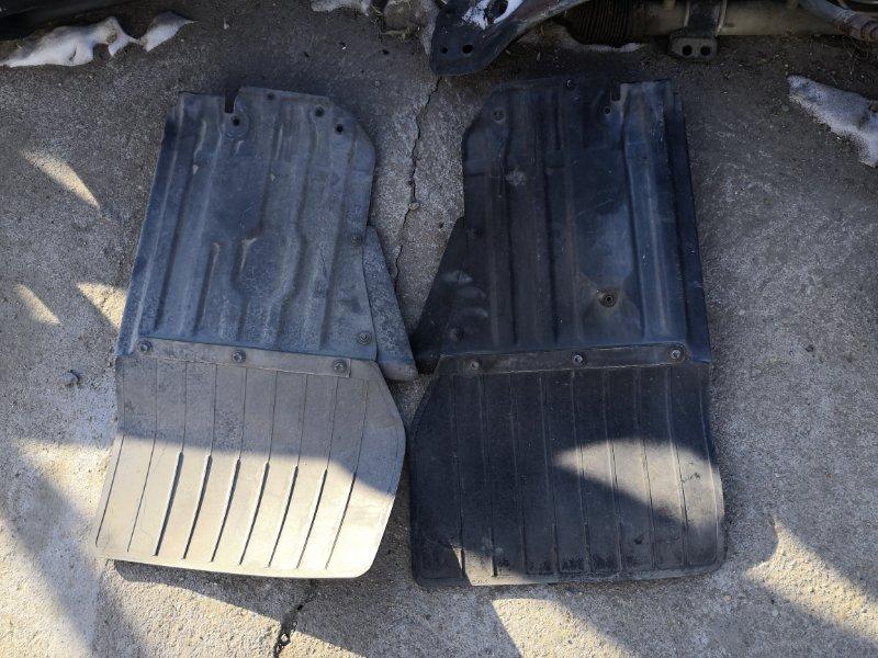 Брызговики комплект Toyota Dyna LY161 LY162 задние