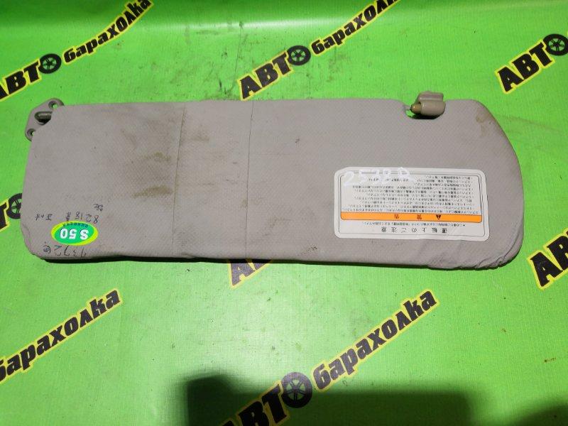 Козырек солнцезащитный Nissan Atlas R8F23 N2F23 2004 правый