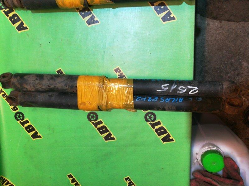Амортизатор Nissan Atlas R8F23 N2F23 задний