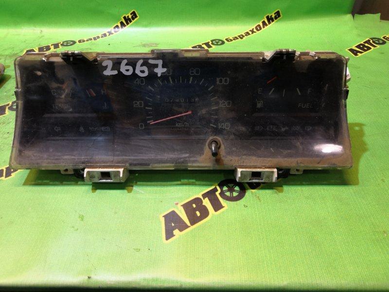 Панель приборов Mitsubishi Delica L039 4D56